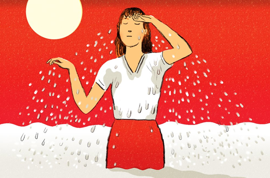 出汗对身体有益还是有害,出汗多表示身体健康吗